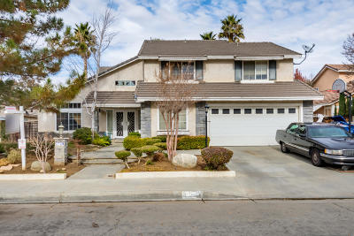 Palmdale Single Family Home For Sale: 2749 Dearborn Avenue