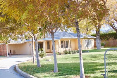Littlerock Single Family Home For Sale: 35458 E 80th Street