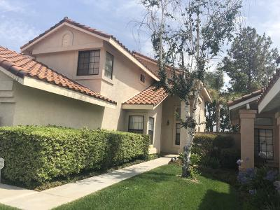 Santa Clarita Single Family Home For Sale: 15628 Burt Court