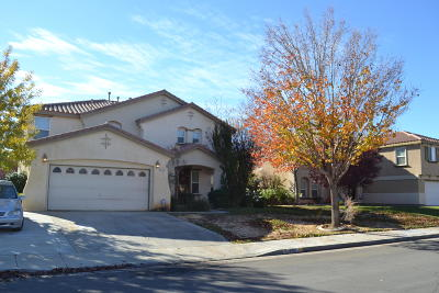 Quartz Hill CA Single Family Home For Sale: $390,000