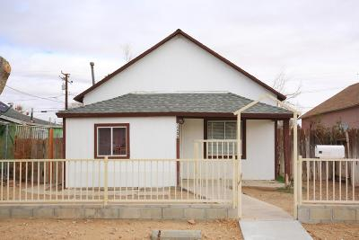 Mojave Single Family Home For Sale: 15936 L Street