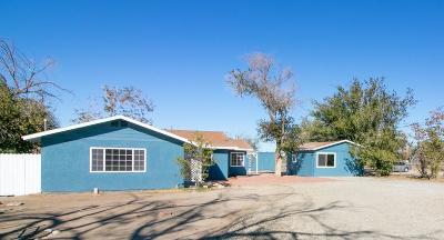 Single Family Home For Sale: 8621 E Avenue T8 Avenue