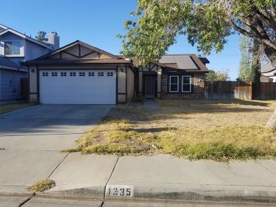 Lancaster Single Family Home For Sale: 1335 Samra Ave. Avenue