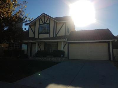 Palmdale CA Single Family Home For Sale: $347,000