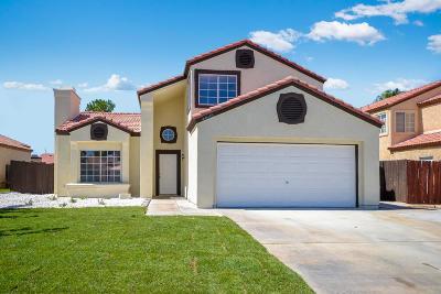 Lancaster Single Family Home For Sale: 44645 E 17th Street