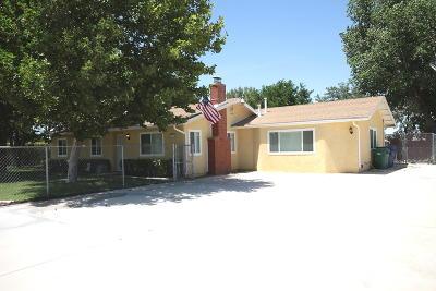Lancaster Single Family Home For Sale: 3153 E Avenue H4