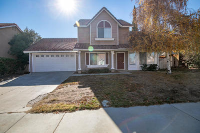 Palmdale CA Single Family Home For Sale: $324,900