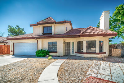 Palmdale Single Family Home For Sale: 37753 Smoke Tree Street