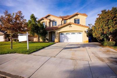 Lancaster Single Family Home For Sale: 5633 W Avenue L14