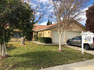 Rosamond Single Family Home For Sale: 3317 Discovery Way