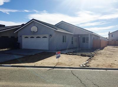 California City Single Family Home For Sale: 21260 Windsong Street