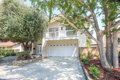 Santa Clarita Single Family Home For Sale: 23509 Via Boscana