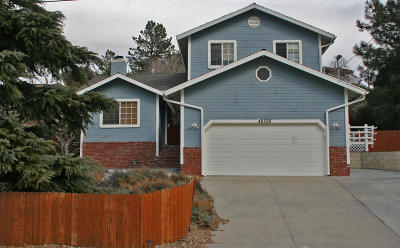 Lake Hughes Single Family Home For Sale