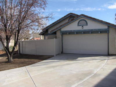 Palmdale Single Family Home For Sale: 37012 Peck Court