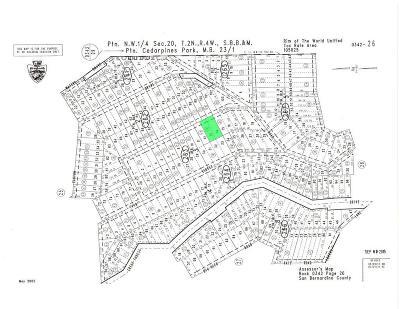 Crestline Residential Lots & Land For Sale: Alder Creek Road