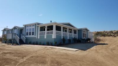 Pearblossom Single Family Home For Sale: 12512 E Avenue