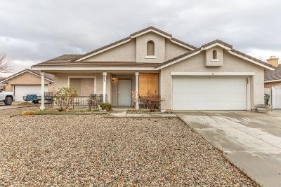 Rosamond Single Family Home For Sale