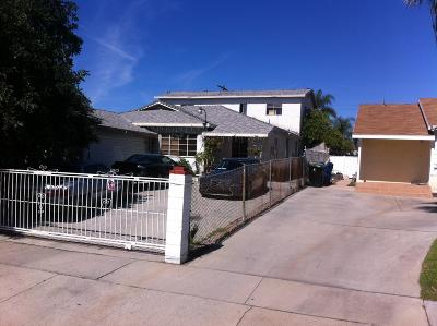 Pacoima Single Family Home For Sale: 12909 Bromwich Street