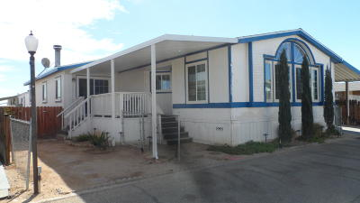California City Single Family Home For Sale: 21791 69th Street