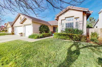 Palmdale Single Family Home For Sale: 4157 Cocina Lane