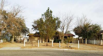 California City Single Family Home For Sale: 21224 Kenniston Street
