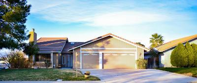 Quartz Hill Single Family Home For Sale: 6219 Corinthian Place