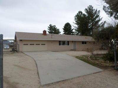 Littlerock Single Family Home For Sale: 9240 E Avenue T8