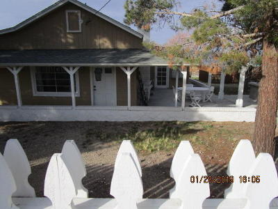 Llano Single Family Home For Sale: 21123 Fort Tejon Road