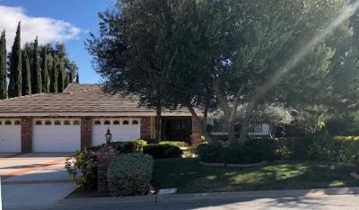 Palmdale Single Family Home For Sale: 41550 Nonpareil Drive