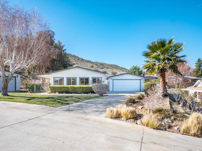 Acton Single Family Home For Sale: 33105 Santiago Road #Spc 127