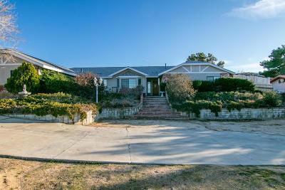 Llano Single Family Home For Sale: 15648 Cypress Avenue