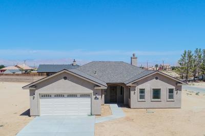 California City Single Family Home For Sale: 9245 Fuchsia Avenue
