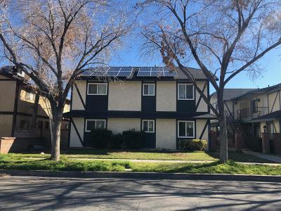 Lancaster Multi Family Home For Sale: 44644 Beech Avenue