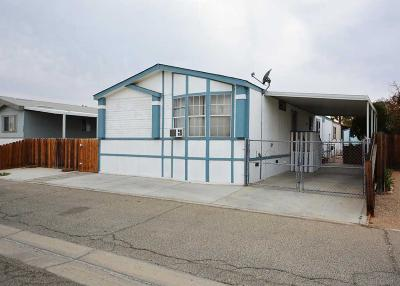 California City Single Family Home For Sale: 21792 69th Street