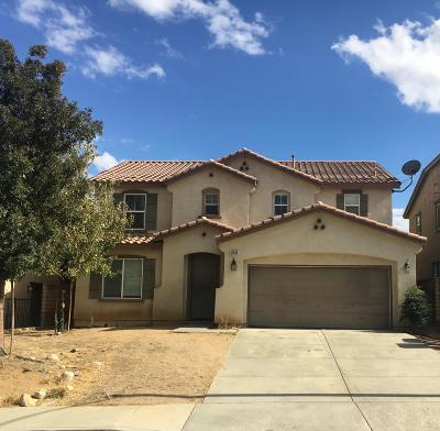 Palmdale Single Family Home For Sale: 37456 Ruby Red Lane