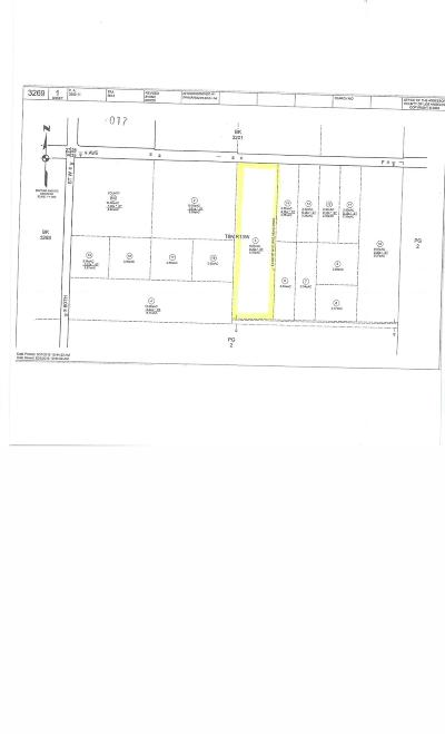 Lancaster CA Residential Lots & Land For Sale: $250,000