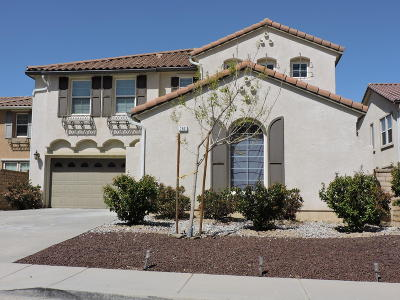 Palmdale Single Family Home For Sale: 2901 Similax Court