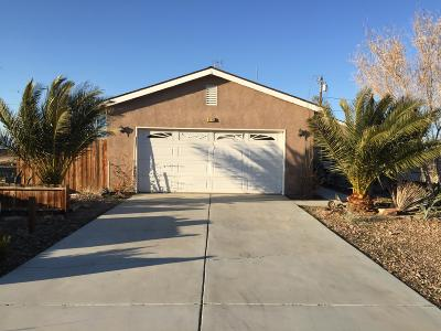 California City Single Family Home For Sale: 9131 Margery Avenue