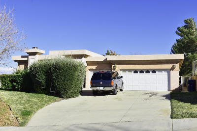 Palmdale Single Family Home For Sale: 40326 Maestro Lane