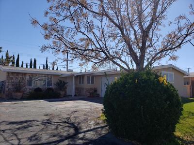 Palmdale Single Family Home For Sale: 38440 Landon Avenue