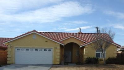 California City Single Family Home For Sale: 9200 Rea Avenue