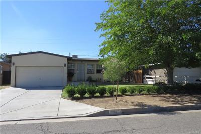 Palmdale Single Family Home For Sale: 1854 E Avenue Q12