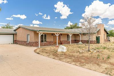 Lancaster Single Family Home For Sale: 2323 W Avenue L8