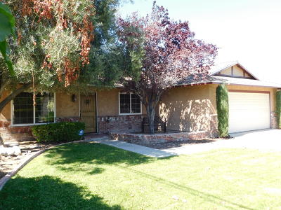 Lancaster Single Family Home For Sale: 43819 Lively Avenue