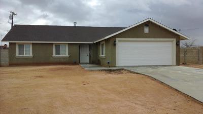 California City Single Family Home For Sale: 20024 Medio Street