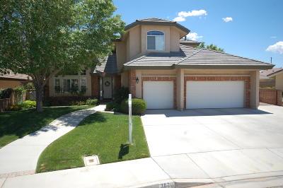 Lancaster Single Family Home For Sale: 3820 W Avenue J15
