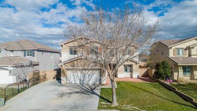 Lancaster Single Family Home For Sale: 42150 Summer Lane