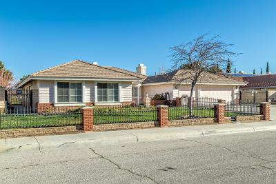 Palmdale Single Family Home For Sale: 5655 Redwood Avenue