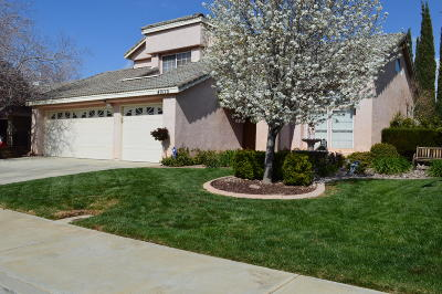Palmdale Single Family Home For Sale: 40110 Lloyds Court