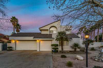 Palmdale Single Family Home For Sale: 41124 Oakview Lane